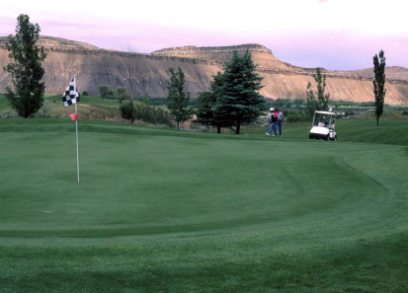 Golf Course Photo, Cedar Ridge Golf Course, Rangely, 81648