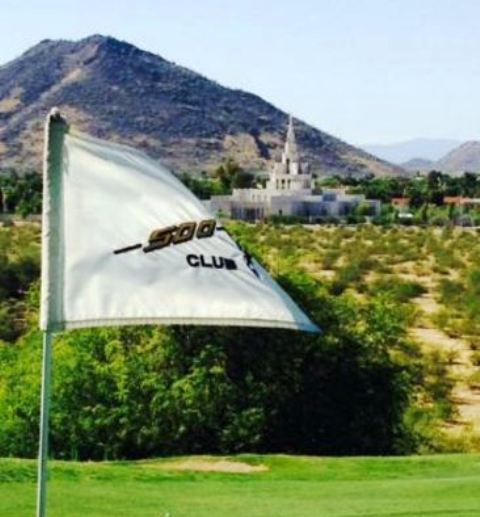 The 500 Club | Futures Golf Course, Glendale, Arizona, 85310 - Golf Course Photo