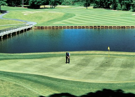 Tides Inn, Golden Eagle Golf Course,Irvington, Virginia,  - Golf Course Photo