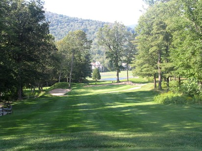 Whiteface Inn Resort & Club,Lake Placid, New York,  - Golf Course Photo