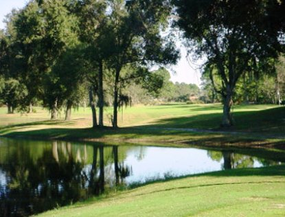 Turnbull Bay Golf Course, New Smyrna Beach, Florida, 32168 - Golf Course Photo