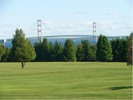 St. Ignace Golf & Country Club,Saint Ignace, Michigan,  - Golf Course Photo