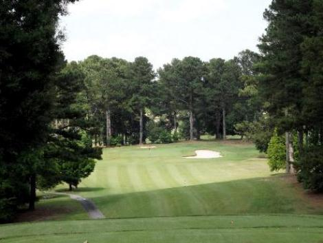 Monroe Golf & Country Club,Monroe, Georgia,  - Golf Course Photo
