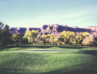 Golf Course Photo, Tiara Rado Golf Course, Grand Junction, 81503