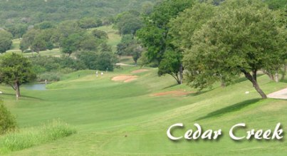 Golf Course Photo, Cedar Creek Municipal Golf Course, San Antonio, 78255