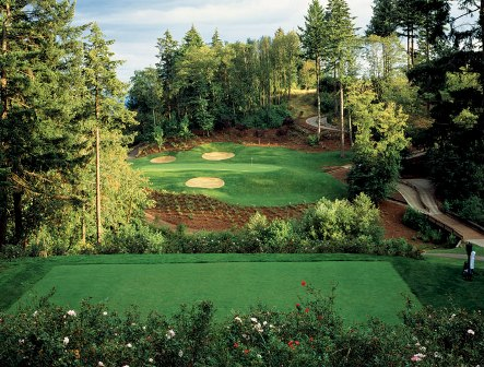 Oregon Golf Club CLOSED 2014,West Linn, Oregon,  - Golf Course Photo