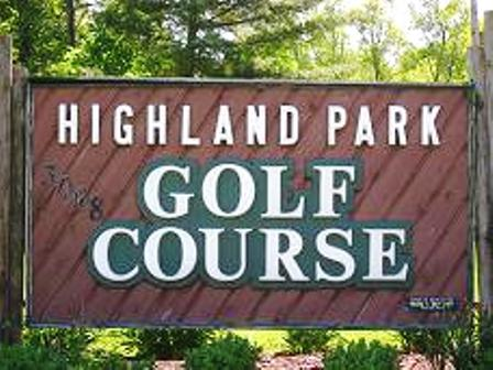 Highland Park Golf Club,Auburn, New York,  - Golf Course Photo