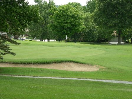 Golf Course Photo, Four Seasons Country Club, Chesterfield, 63017