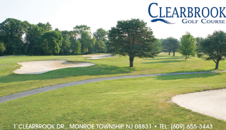 Golf Course Photo, Clearbrook Golf Club, Monroe Township, 08831