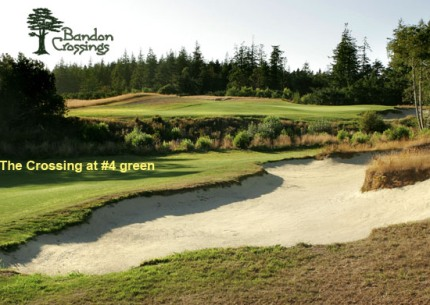 Bandon Crossings Golf Course,Bandon, Oregon,  - Golf Course Photo