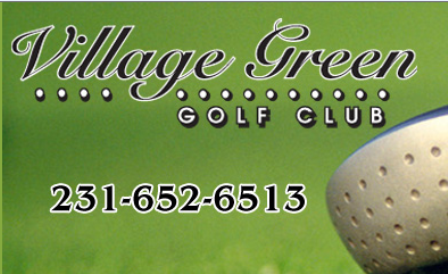 Village Green Golf Course, Newaygo, Michigan, 49337 - Golf Course Photo