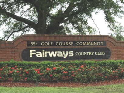 Fairways Country Club Fairways Golf Course, Orlando, Florida, 32826 - Golf Course Photo