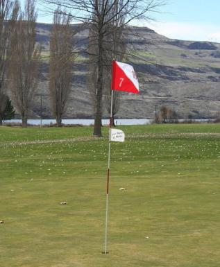 Lake Woods Golf Club,Bridgeport, Washington,  - Golf Course Photo