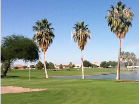 Springfield Golf Course, Chandler, Arizona, 85249 - Golf Course Photo