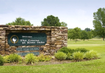 The Course At River Oaks, River Oaks Golf Course, Searcy, Arkansas, 72143 - Golf Course Photo