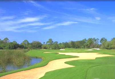 Pelican's Nest Golf Club -Hurricane,Bonita Springs, Florida,  - Golf Course Photo