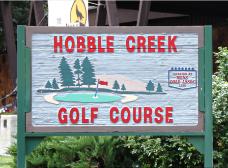Golf Course Photo, Hobble Creek Golf Course, Springville, 84663