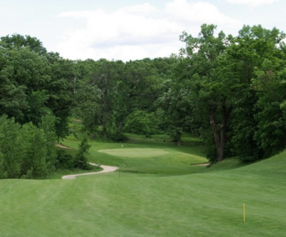 Lacoma Golf Club, Gold Course, East Dubuque, Illinois, 61025 - Golf Course Photo