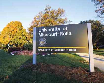 University Of Missouri, Rolla Golf Course,Rolla, Missouri,  - Golf Course Photo
