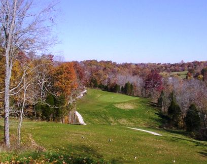 Old English Golf Course,English, Indiana,  - Golf Course Photo