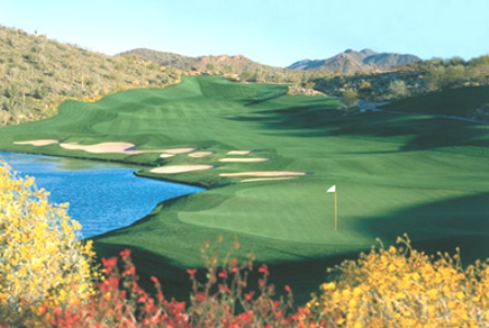 Golf Club At Eagle Mountain, The,Fountain Hills, Arizona,  - Golf Course Photo