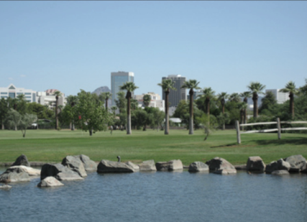 Encanto Park Golf Course, Phoenix, Arizona, 85007 - Golf Course Photo