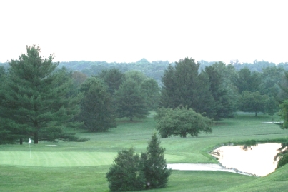 Bretton Woods Golf Course,Germantown, Maryland,  - Golf Course Photo