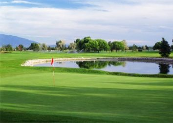 Glendale Golf Course, Salt Lake City, Utah, 84119 - Golf Course Photo
