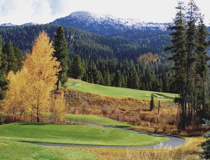 Golf Course Photo, Jug Mountain Ranch Golf Course , Mccall, 83638