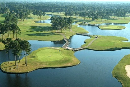 Golf Course Photo, Man O War Golf Course, Myrtle Beach, 13052