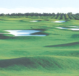 Orange County National Golf Center, Panther Lake,Orlando, Florida,  - Golf Course Photo