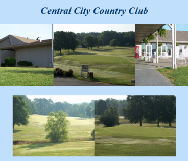 Central City Country Club, Central City, Kentucky, 42330 - Golf Course Photo