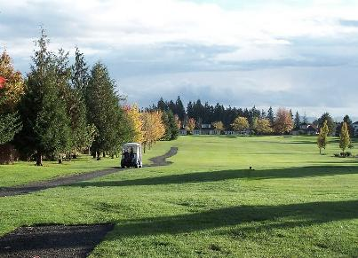 Claremont Golf Course,Portland, Oregon,  - Golf Course Photo