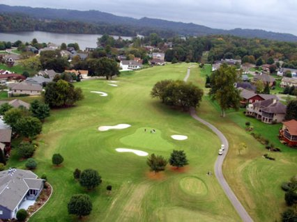 Toqua Golf Club,Loudon, Tennessee,  - Golf Course Photo