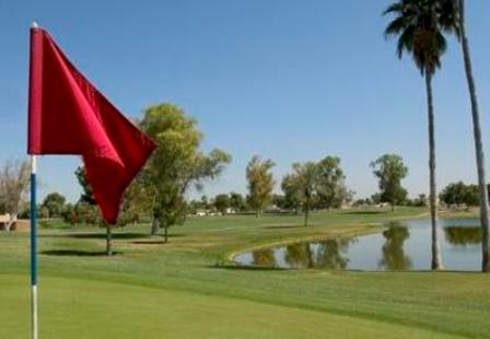 Ahwatukee Lakes Golf Course, CLOSED 2013, Phoenix, Arizona, 85044 - Golf Course Photo