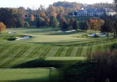 Virginian Golf Club, The,Bristol, Virginia,  - Golf Course Photo