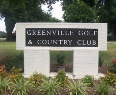 Greenville Country Club,Greenville, Mississippi,  - Golf Course Photo