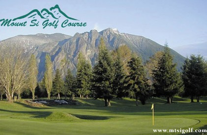 Mount Si Golf Course,Snoqualmie, Washington,  - Golf Course Photo