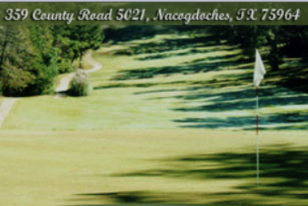 Woodland Hills Golf Course,Nacogdoches, Texas,  - Golf Course Photo