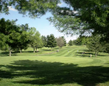 Golf Course Photo, Pickaway Country Club, Circleville, 43113