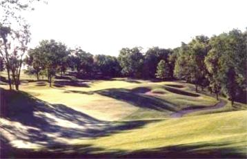 Golf Course Photo, Blackthorn Golf Club, South Bend, 46628