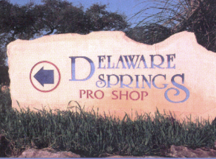 Delaware Springs Golf Course,Burnet, Texas,  - Golf Course Photo