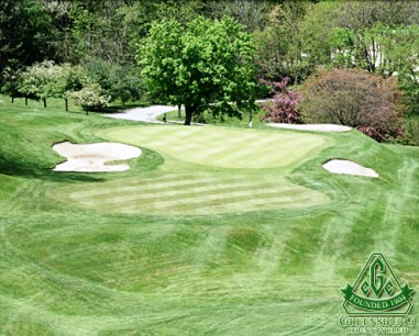 Greensburg Country Club,Greensburg, Pennsylvania,  - Golf Course Photo