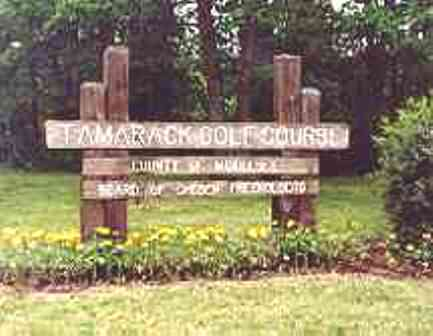 Golf Course Photo, Tamarack Golf Course -West, East Brunswick, 08816