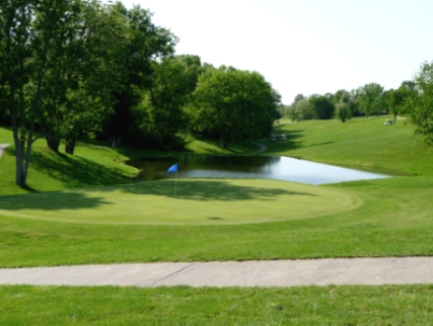 Bright Leaf Golf Resort, Eighteen Hole,Harrodsburg, Kentucky,  - Golf Course Photo