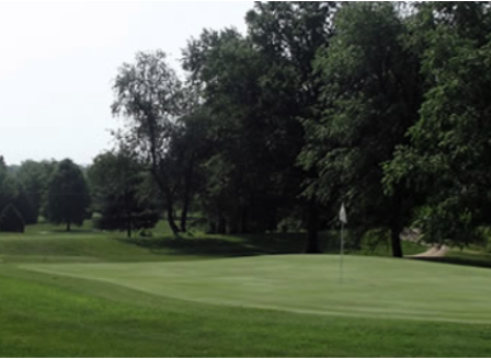 Twin Oaks Golf Club CLOSED,Greenville, Illinois,  - Golf Course Photo