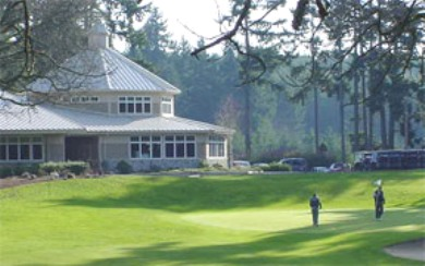 Fort Lewis Golf Course,Fort Lewis, Washington,  - Golf Course Photo