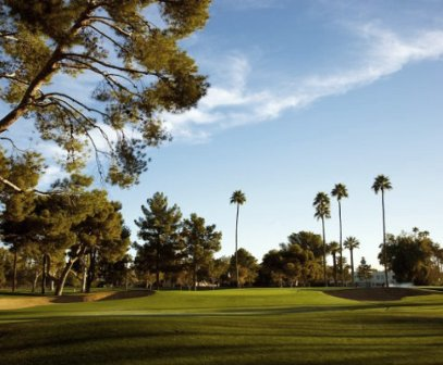Phoenix Country Club, Phoenix, Arizona, 85014 - Golf Course Photo