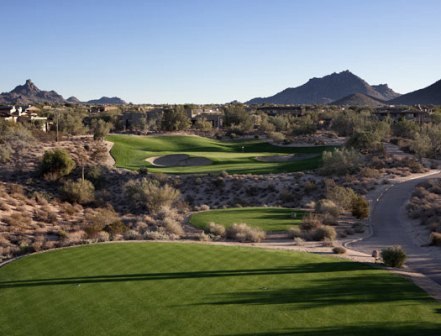 Country Club at DC Ranch Golf Course,Scottsdale, Arizona,  - Golf Course Photo