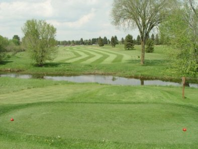 Trapp River Golf Course,Wausau, Wisconsin,  - Golf Course Photo